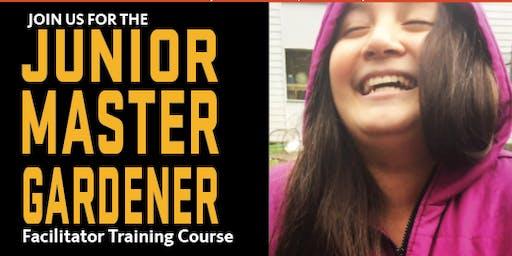 Junior Master Gardener Facilitator Training Course