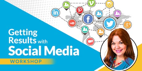 Getting Results With Social Media – Australia tickets