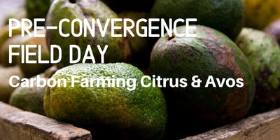 Pre-Convergence Field Day:  Carbon Farming Citrus & Avos