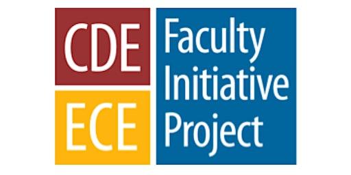 Faculty Initiative Project 2020 Seminar at Pasadena City College