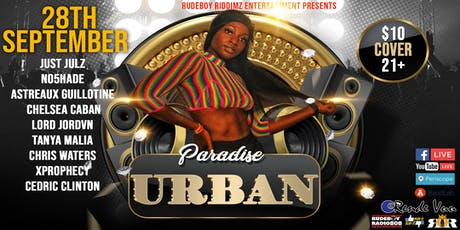 PARADISE URBAN tickets