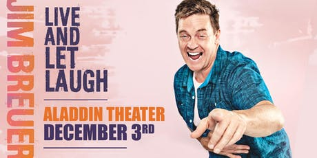 Jim Breuer: Live & Let Laugh