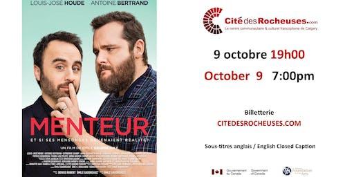 Cinéma : Menteur (Louis-José Houde)