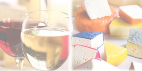 Wine & Cheese Tasting  - Hockey Fundraiser tickets