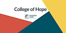 College of Hope logo