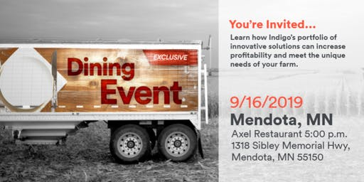 Exclusive Grower Dinner Seminar - Mendota,MN