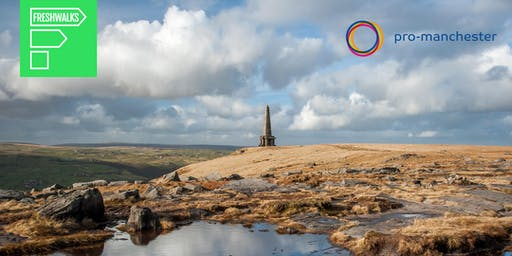 Hebden Bridge Circular (via Stoodley Pike): Freshwalks Netwalking Event