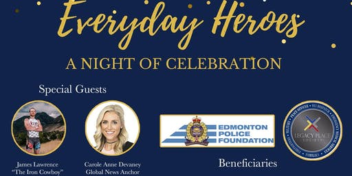 F.L.R.P. Presents EVERYDAY HEROES: a night of celebration