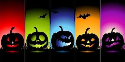 Fallon's Annual Halloween Party