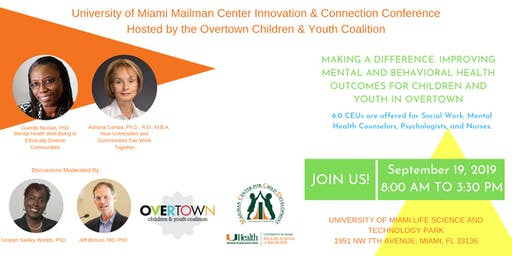 Improving Mental Health Outcomes for Children and Youth in Overtown