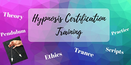 Hypnosis Certification Training