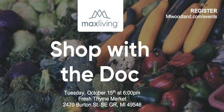 Shop With The Doc! tickets