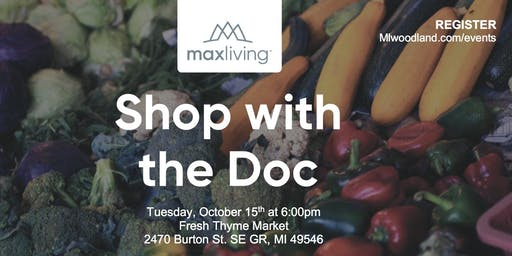 Shop With The Doc!