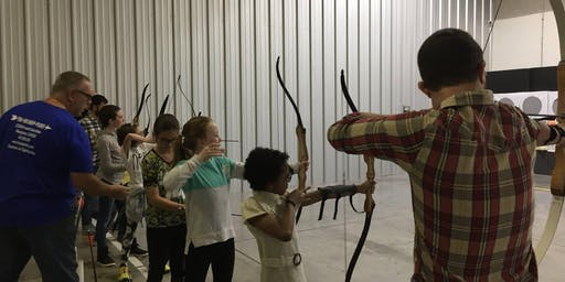 Archery Classes (4 Monday Sessions)