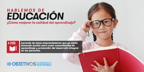 Impact Sessions - Educación de Calidad entradas