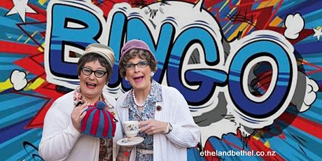 Ethel & Bethel - Plunket Comedy Bingo Night tickets