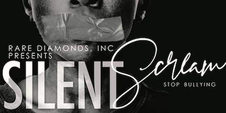 Silent Scream presented by RareDiamonds Performing Art Studio tickets