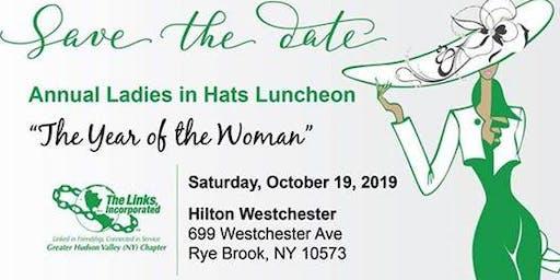 2019 Ladies in Hats