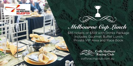 Melbourne Cup Lunch tickets