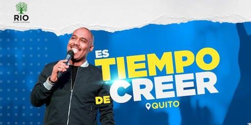 TIEMPO DE CREER