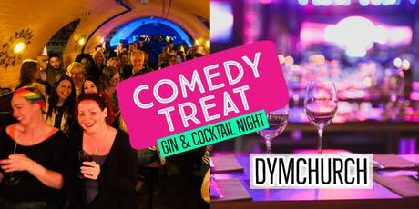 Comedy Treat - Dymchurch tickets