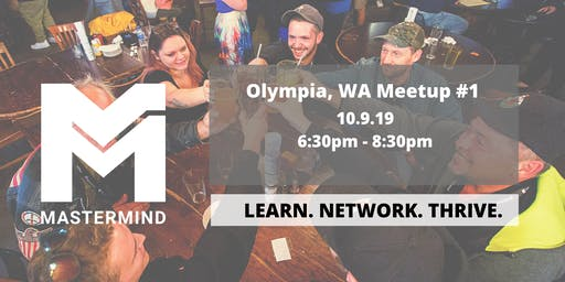 Olympia, WA Home Service Professional Networking Meetup #1