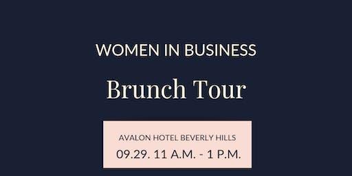 Women in Business Brunch Tour  | Los Angeles