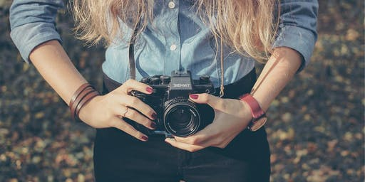 Nature Photography Class - Youth Holiday Activity