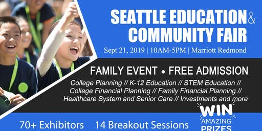 Seattle Education & Community Fair
