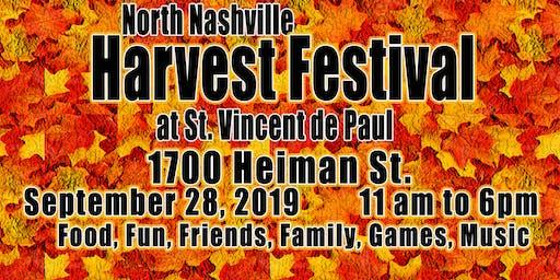 Harvest Festival @ St. Vincent de Paul