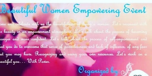 Beautiful Women Empowerment Monthly Meeting