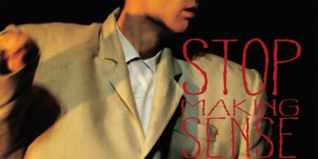 Stop Making Sense - Original Princess' 34th Birthday - Free Screening tickets