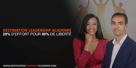Destination Leadership Academie billets
