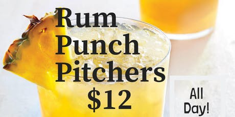 Rum Punch Sundays @ Get It Inn II tickets