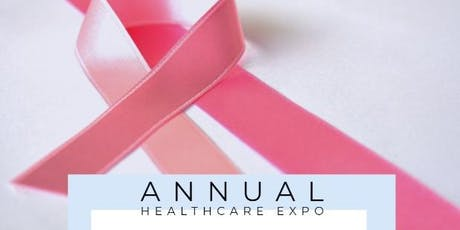 """NAACP Annual Health Care Expo """"Breast Cancer Strong"""" tickets"""