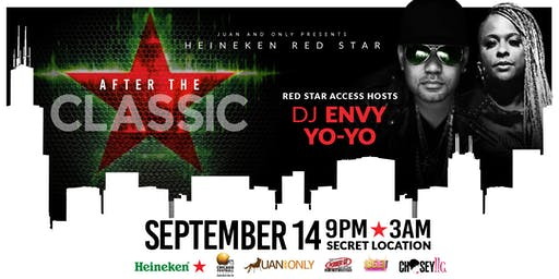 Heineken Red Star After Dark (Football Classic After Party)