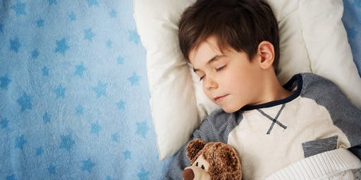Free Workshop - The A to Zzz's of Sleep Training for Children with ASD