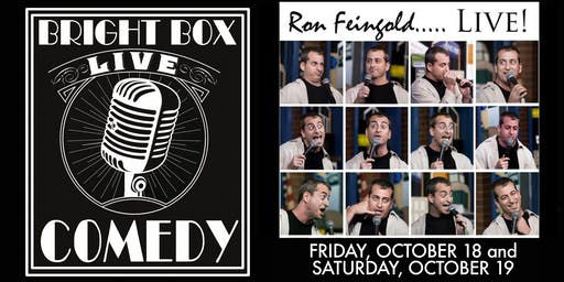 Bright Box Comedy: Ron Feingold