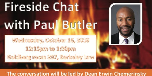 Fireside Chat with Paul Butler