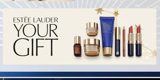 Estee Lauder - Gift With Purchase Event