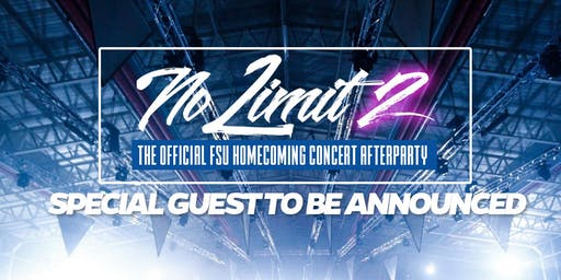 NO LIMIT 2: THE OFFICIAL FSU HOMECOMING CONCERT AFTERPARTY