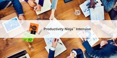 Productivity Ninja Intensive - Central Coast