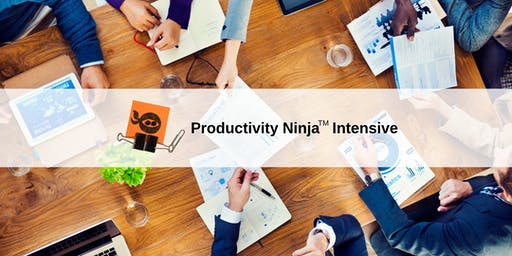 Productivity Ninja Intensive - Central Coast