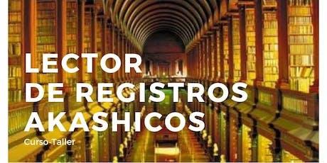 Lector De Registros Akashicos boletos