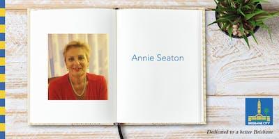 Meet Annie Seaton - Inala Library