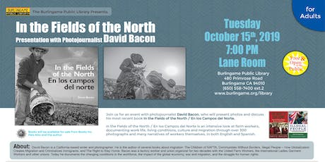 Presentation with Photojournalist David Bacon tickets