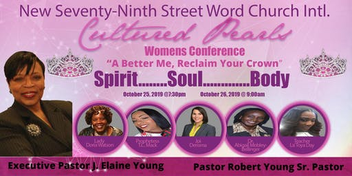 Cultured Pearls Womens Conference