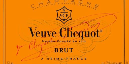 Bougie Tuesdee Free Veuve Tasting
