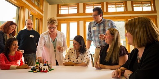 Turkey: Certification in LEGO® SERIOUS PLAY® methods for Teams and Groups