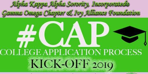 #CAP-College Application Process